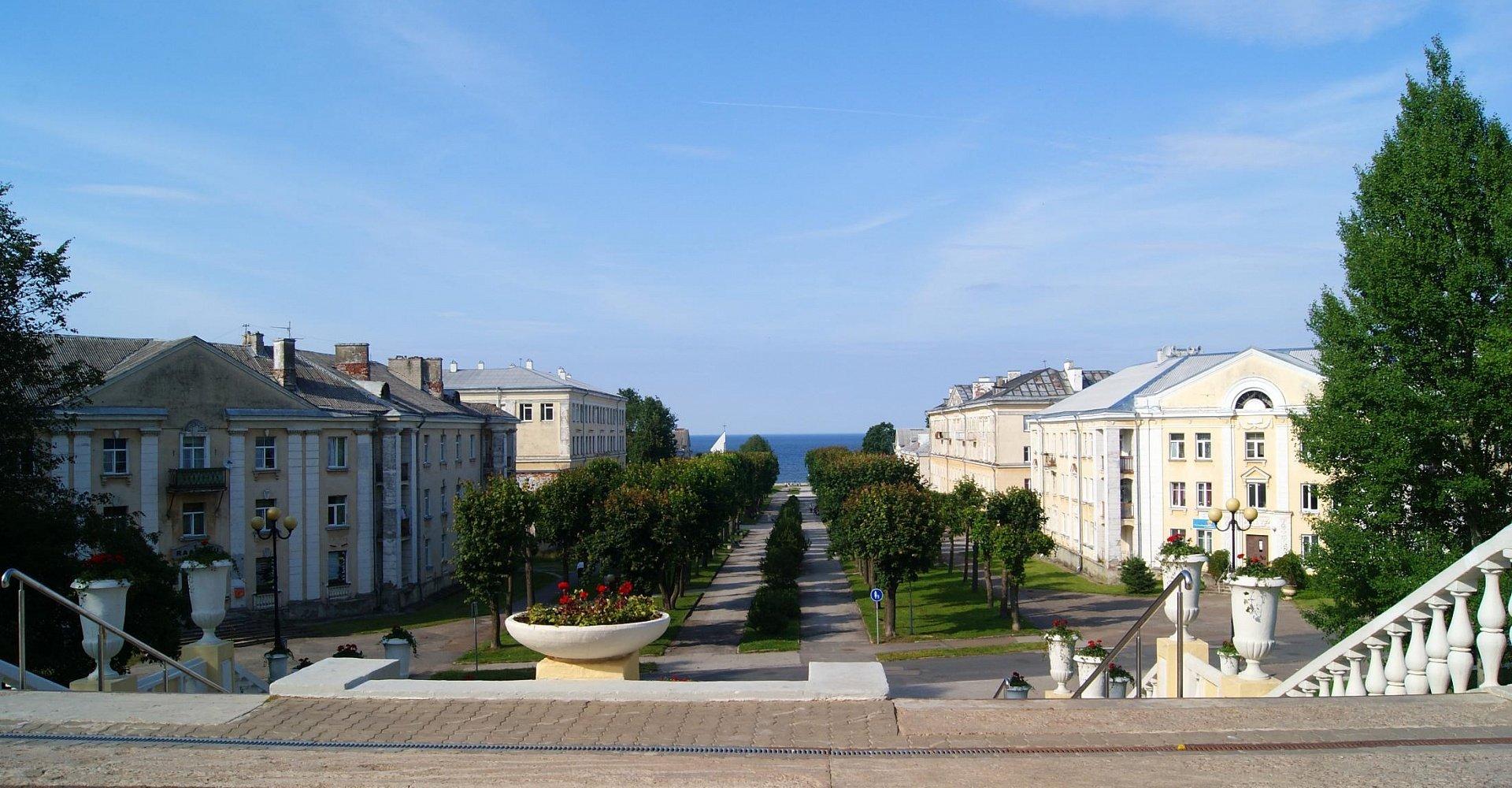 Силламяэ - Путешествуем по Эстонии