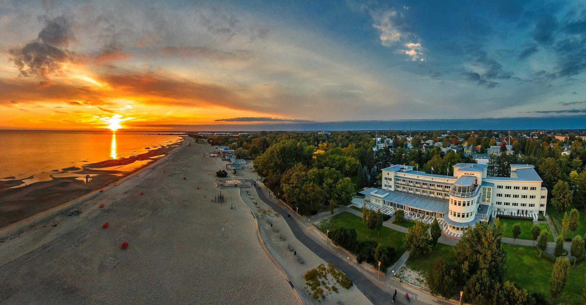 Пярну - Путешествуем по Эстонии