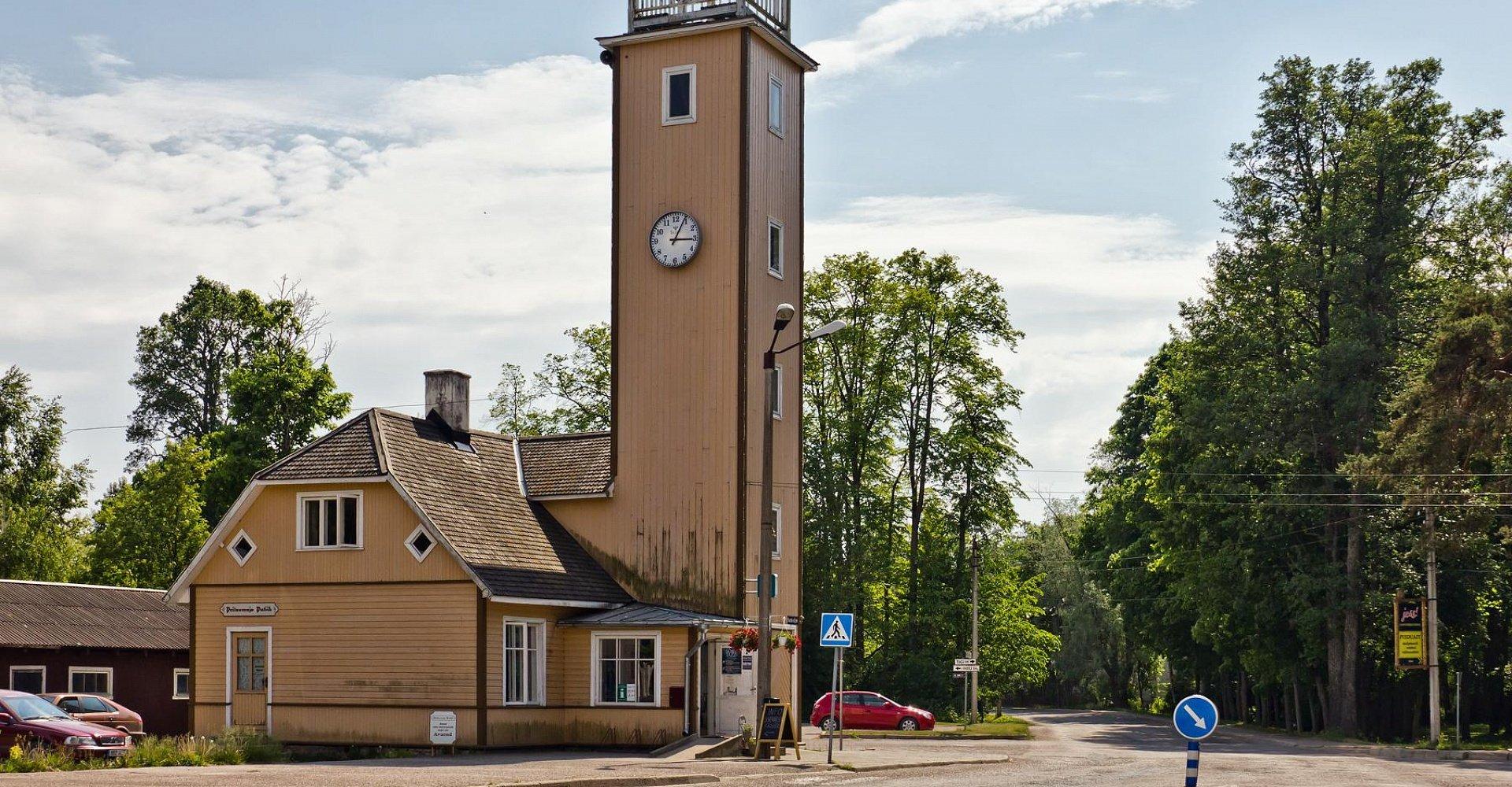 Кярдла - Путешествуем по Эстонии