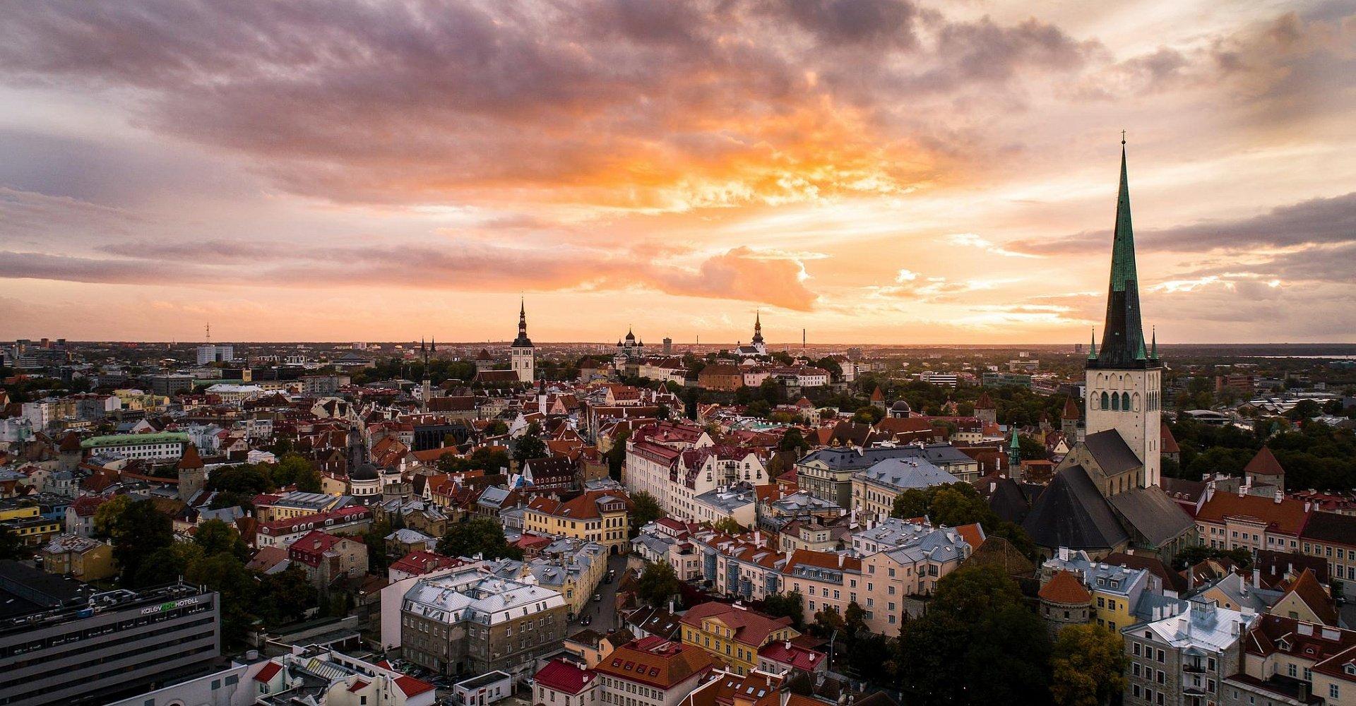 Таллин - Путешествуем по Эстонии