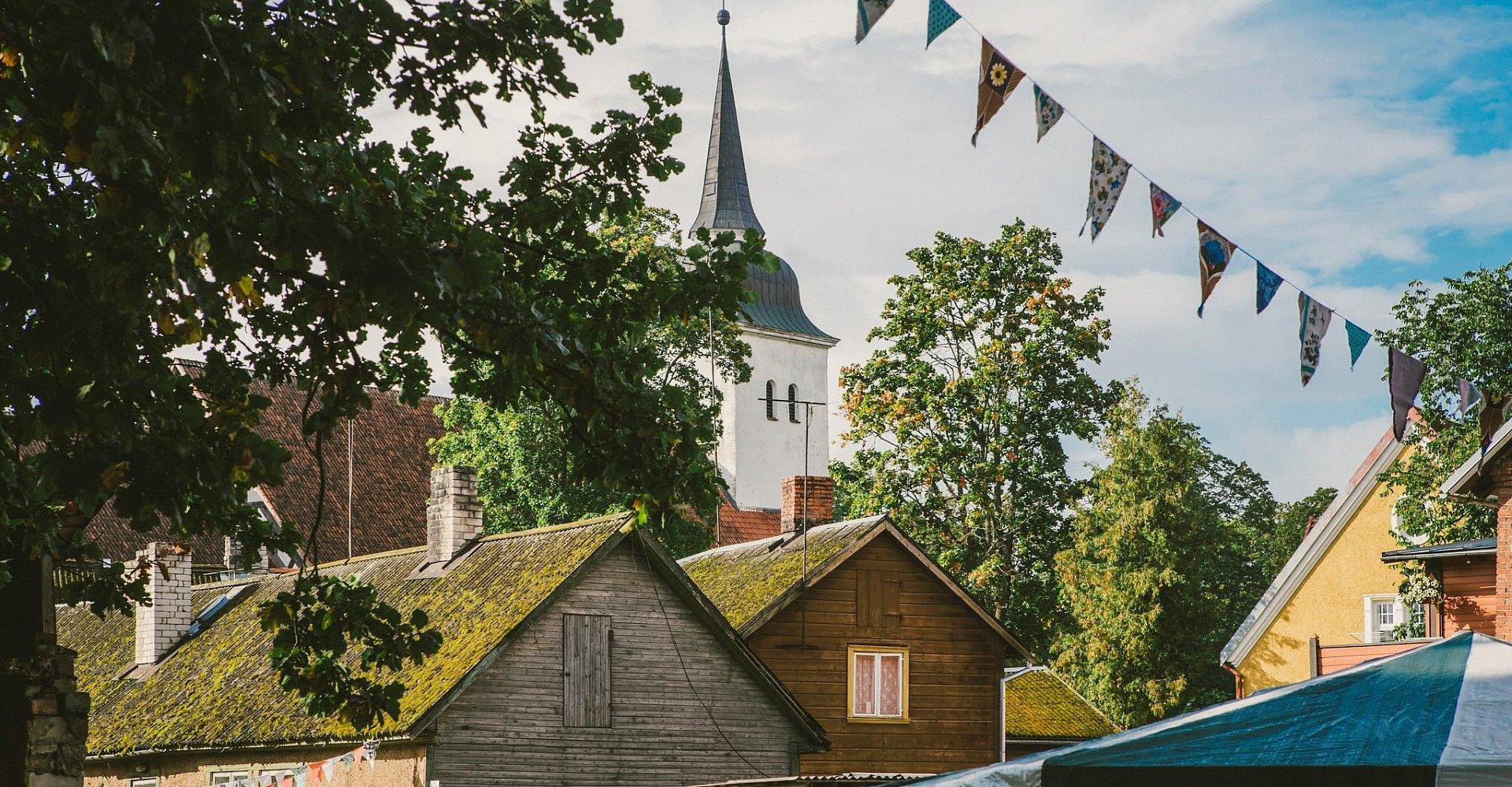 Вильянди - Путешествуем по Эстонии