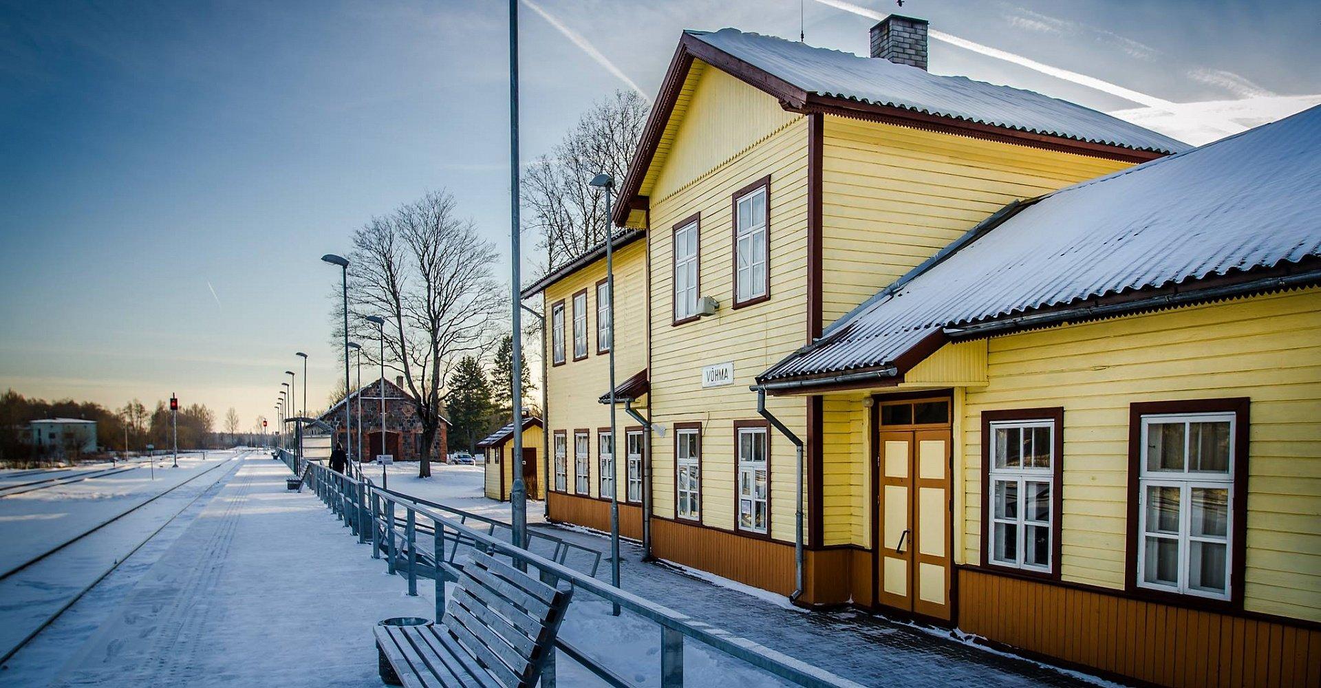Выхма - Путешествуем по Эстонии