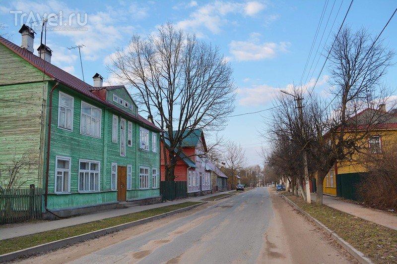 Печоры, облик эстонского города 20-30 гг. XX века - Путешествуем по Эстонии