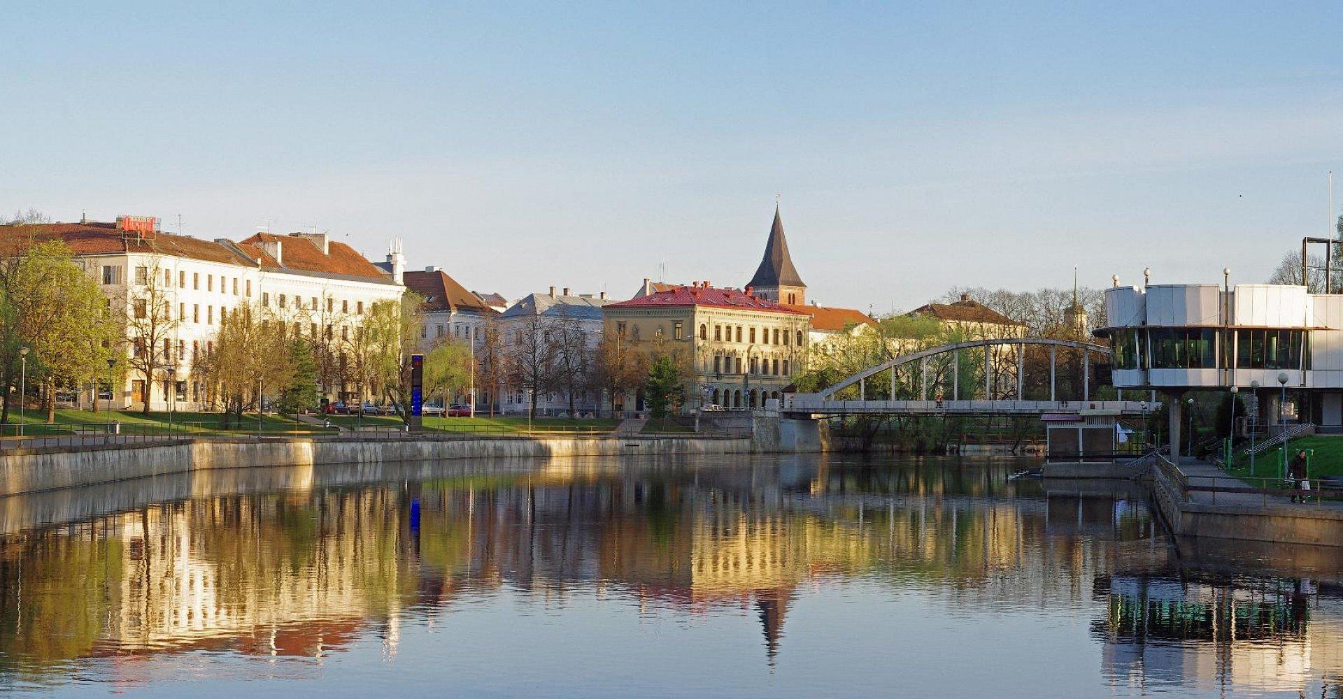 Тарту - Путешествуем по Эстонии