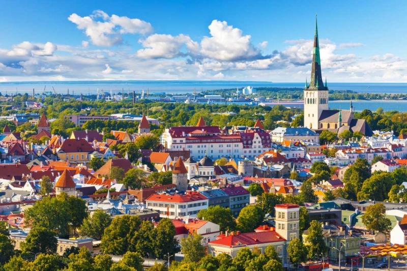 Обзор всех достопримечательностей Таллина - Путешествуем по Эстонии