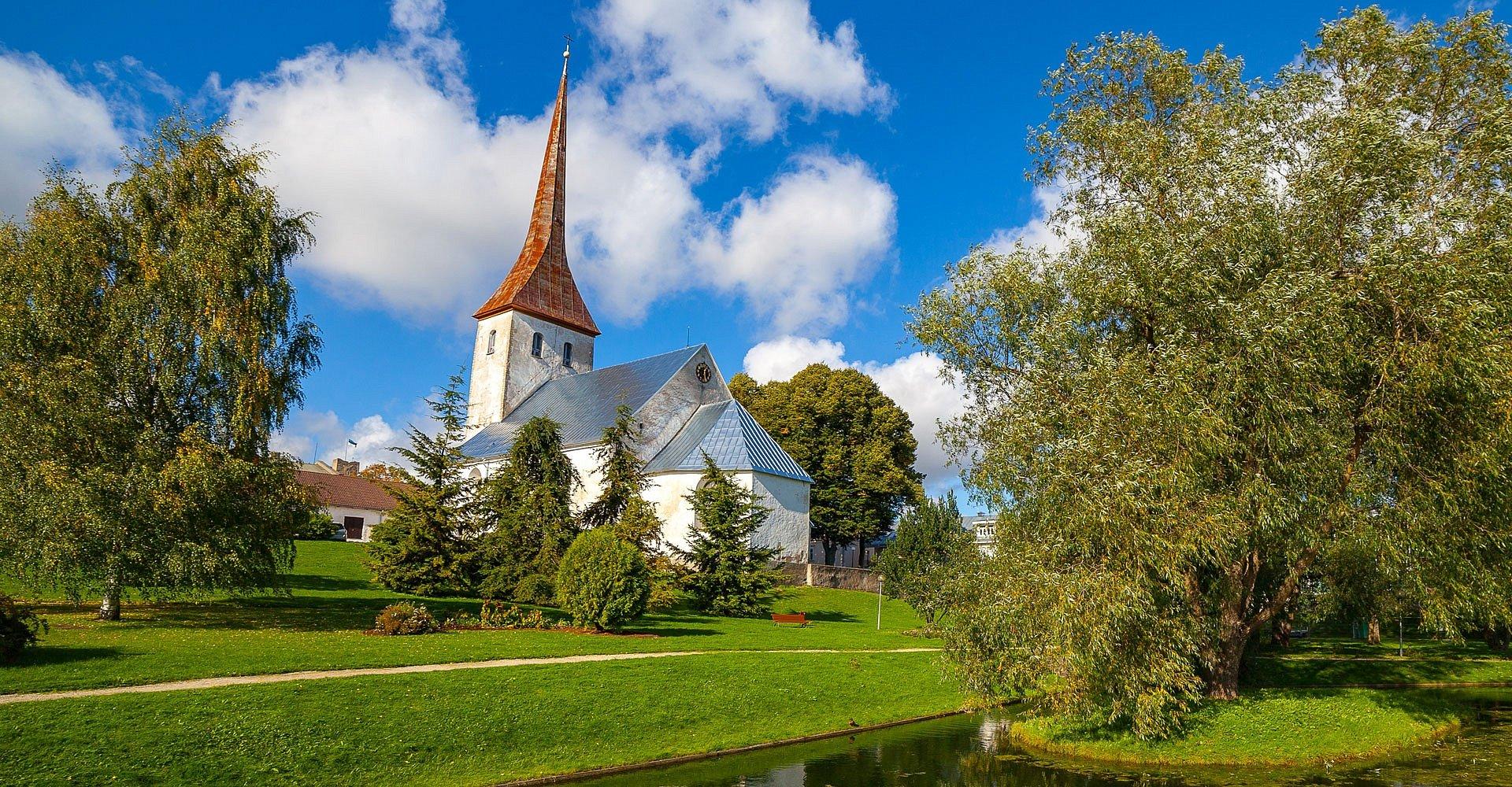 Раквере - Путешествуем по Эстонии