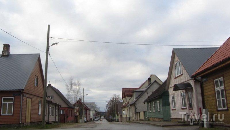 Эстония. Выру - Путешествуем по Эстонии