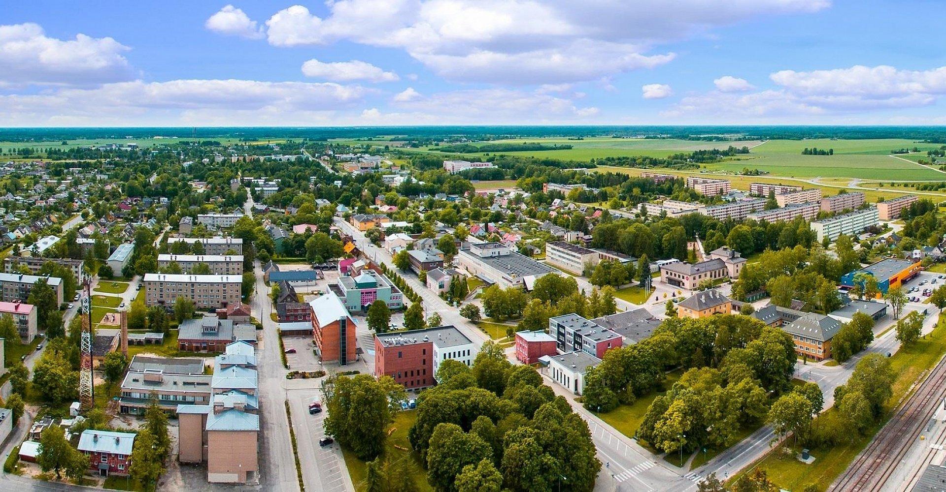Йыгева - Путешествуем по Эстонии