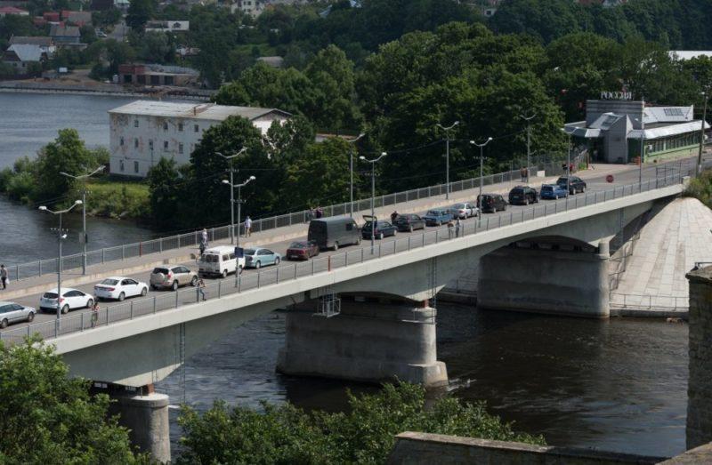 Связующее звено между Россией и Эстонией – мост Дружбы. История постройки - Путешествуем по Эстонии