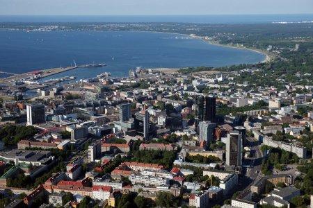 Улицы Кесклинна (центр города)-Kesklinna tänavad - Путешествуем по Эстонии