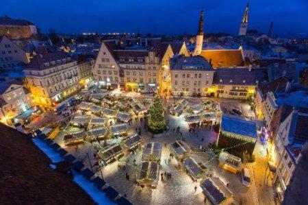 Таллинн – город башен - Путешествуем по Эстонии