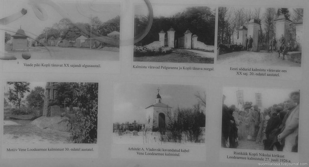 Кладбище Копли – история основания и захоронений - Путешествуем по Эстонии
