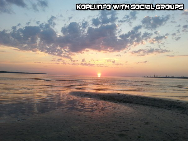 Штромка (kopli VK) - Путешествуем по Эстонии