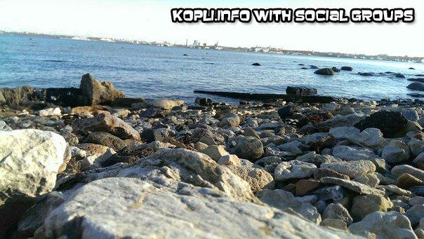 Камни на берегу Копли VK - Путешествуем по Эстонии