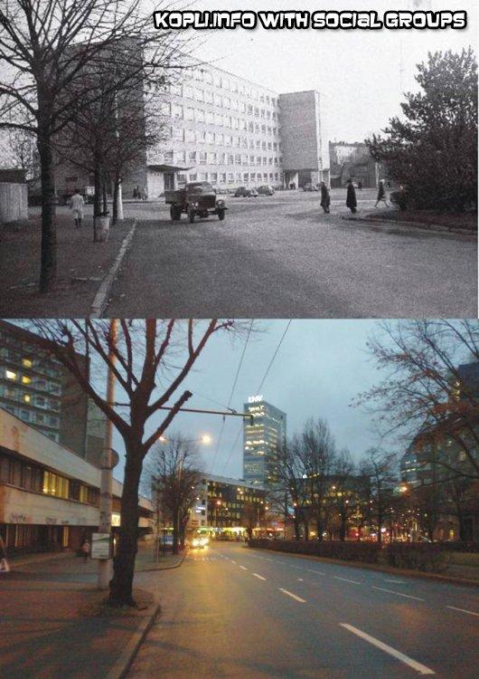 Как было как стало - Путешествуем по Эстонии