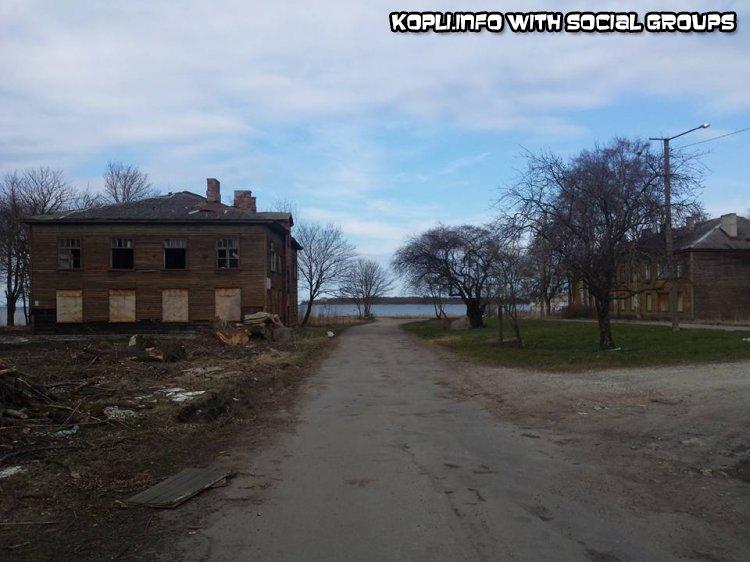 Район Cепа (Sepa),Развалены 04.2016 - Путешествуем по Эстонии