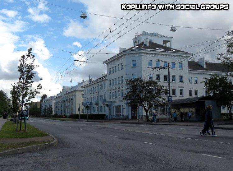 Наш Райончик - Путешествуем по Эстонии