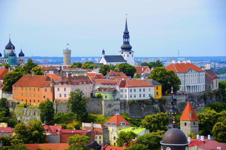 За настроением в Эстонию! Красота и отдых - Путешествуем по Эстонии