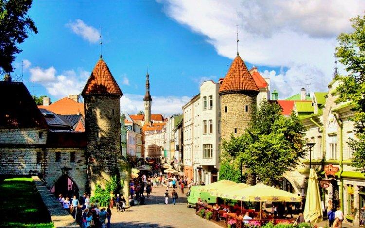 Прибалтийский город Таллинн: полезная информация - Путешествуем по Эстонии