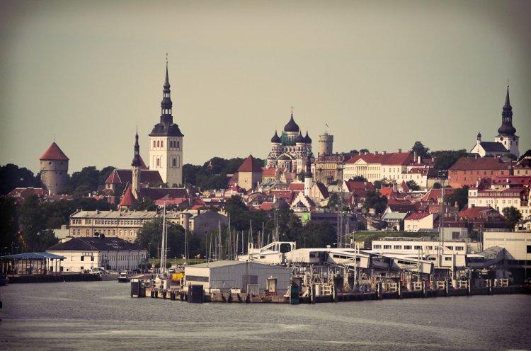 Достоприме… Старого города в Эстонии - Путешествуем по Эстонии