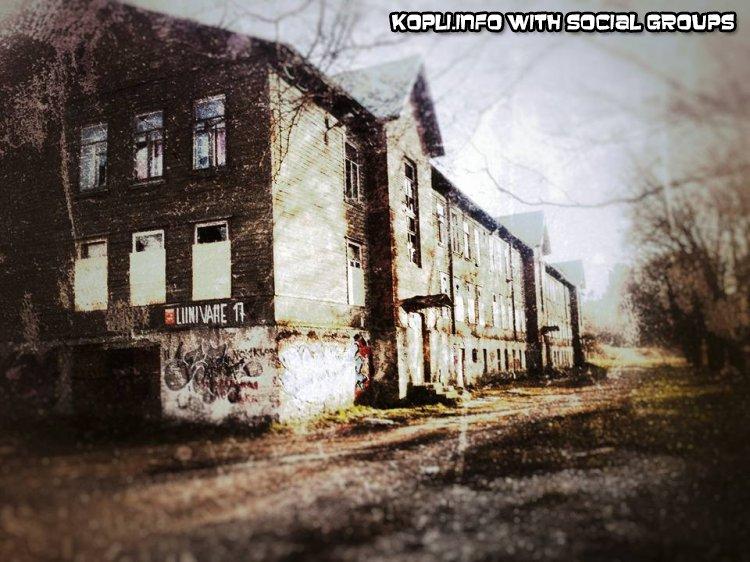 Оставшийся дом на Сепа-Линия 5 - Путешествуем по Эстонии