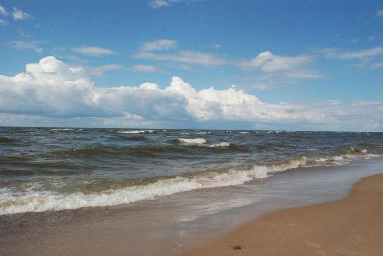 Чудское озеро – самое крупное озеро Эстонии - Путешествуем по Эстонии