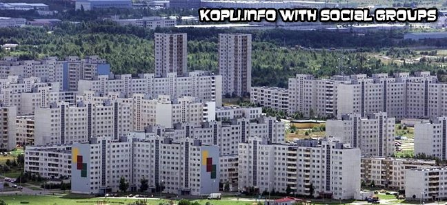 Откуда начинался район Ласнамяэ - Путешествуем по Эстонии