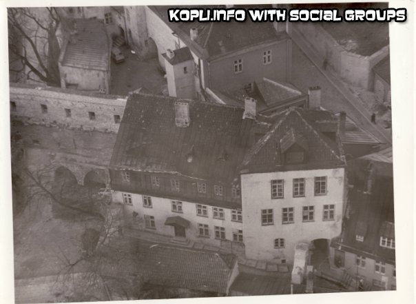 Башня на Люхике Ялг до реставрации, 1980 г - Путешествуем по Эстонии