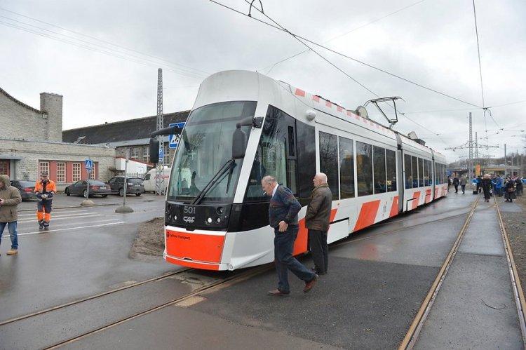 В Копли появится новая трамвайная остановка - Путешествуем по Эстонии