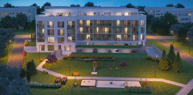 Смотрите, какой пятиэтажный дом скоро построят в Копли! - Путешествуем по Эстонии