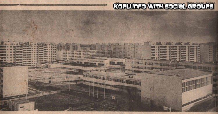 СТРОИТЕЛЬСТВО ТАЛЛИНА 35 ЛЕТ НАЗАД - Путешествуем по Эстонии