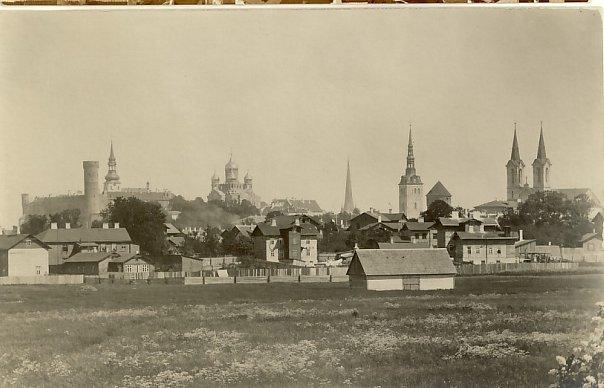 12 Старых фотографий Таллина - Путешествуем по Эстонии