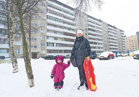 Отсюда начинался район Ласнамяэ - Путешествуем по Эстонии