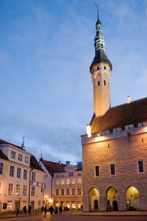 В Таллинне насчитали 1374 улицы - Путешествуем по Эстонии