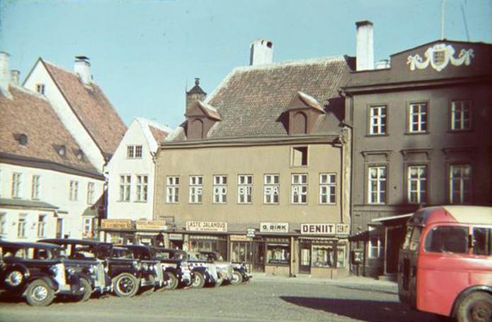 Фотографии советского времени - Путешествуем по Эстонии