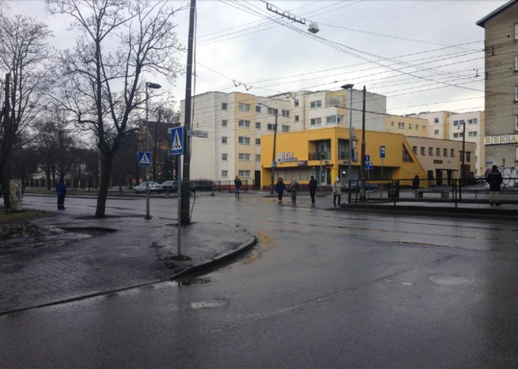 Список самых опасных столичных перекрестков начиная от Копли - Путешествуем по Эстонии