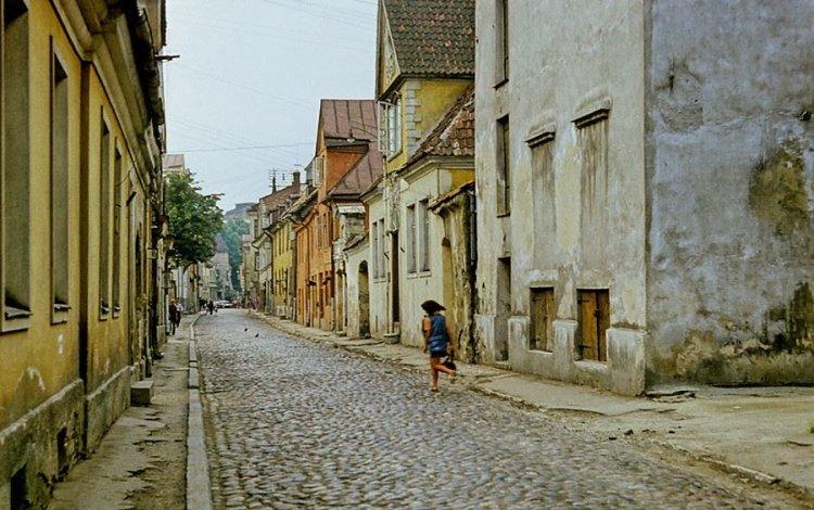 Старые фотографии Таллинна - Путешествуем по Эстонии