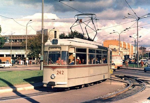 14 фотографий советского Таллинна (ретро Таллинн) - Путешествуем по Эстонии
