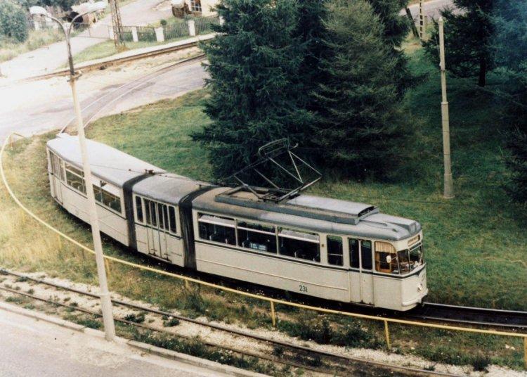 Кто помнит такие трамваи? - Путешествуем по Эстонии