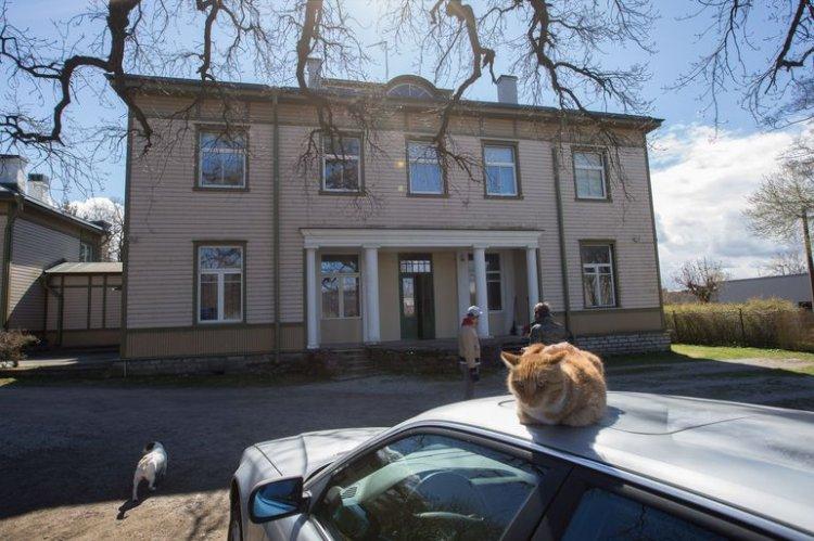 Дом директора Руссо-Балта - Путешествуем по Эстонии