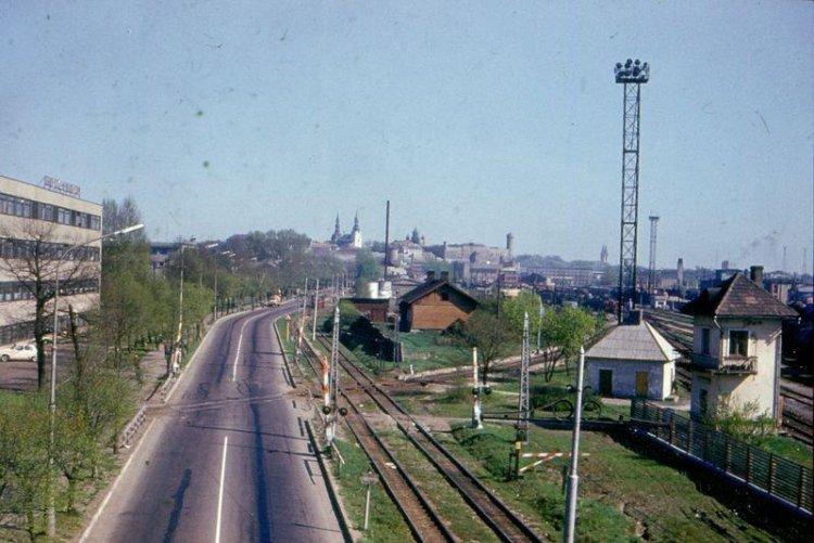 Помните мост с которого сделаны эти фотографии - Путешествуем по Эстонии