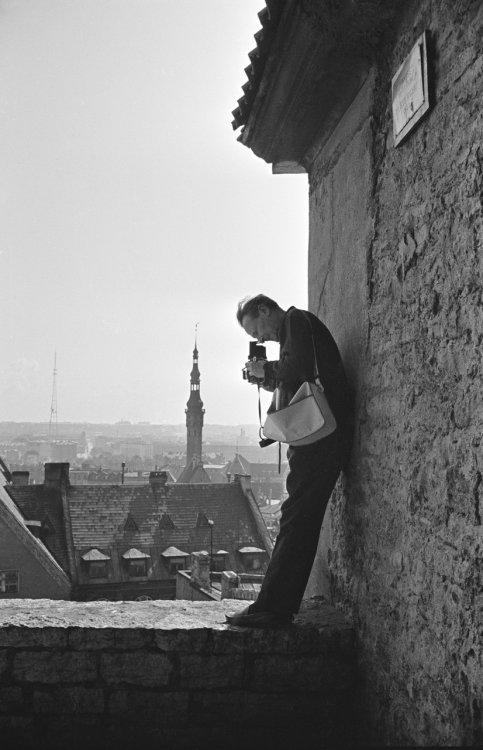 Таллин 50-х годы 22 фотографии,часть 1 - Путешествуем по Эстонии